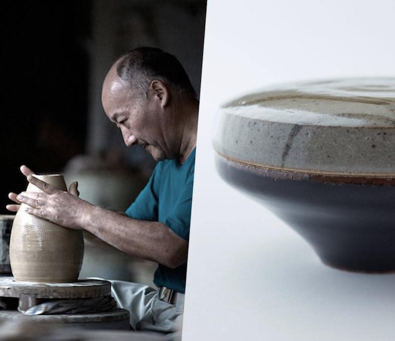 伝統の陶房「中里太郎右衛門窯」による新時代の唐津焼。