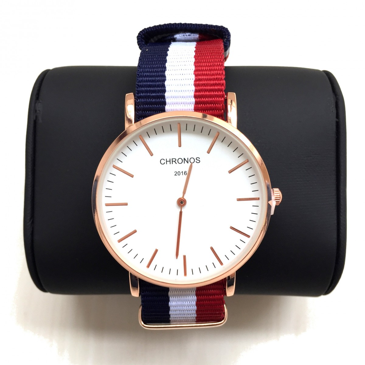 quality design 9fc34 ed17e *ボーダー ペアウォッチ* カジュアル腕時計