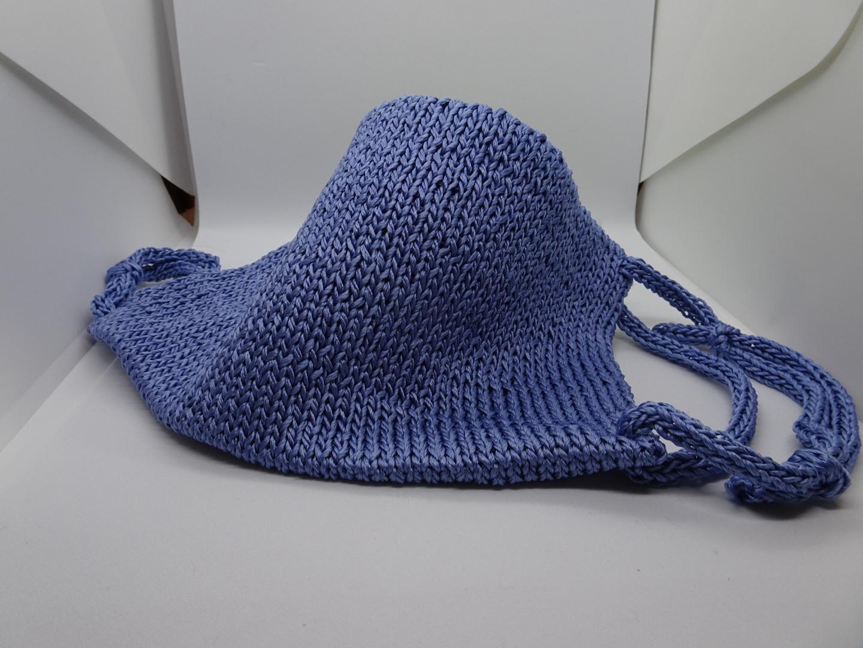編み マスク かぎ針