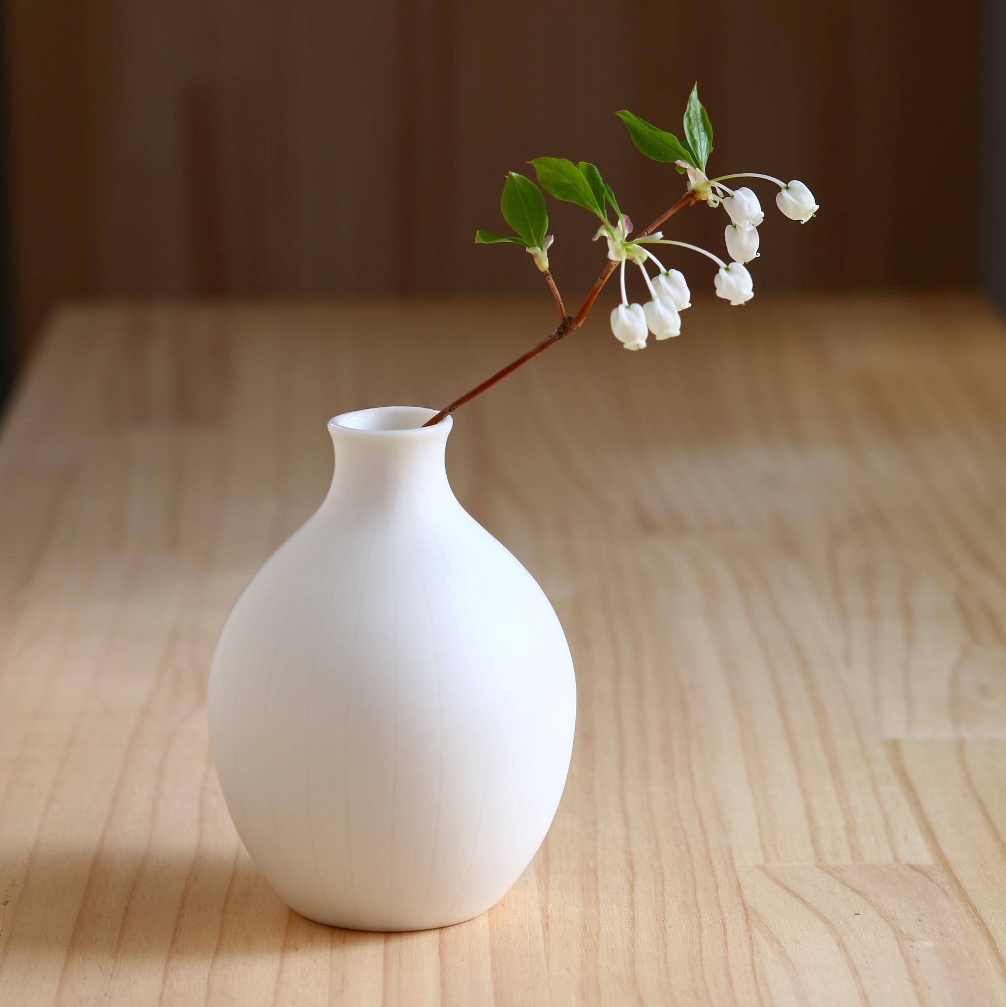 花瓶 一輪挿し