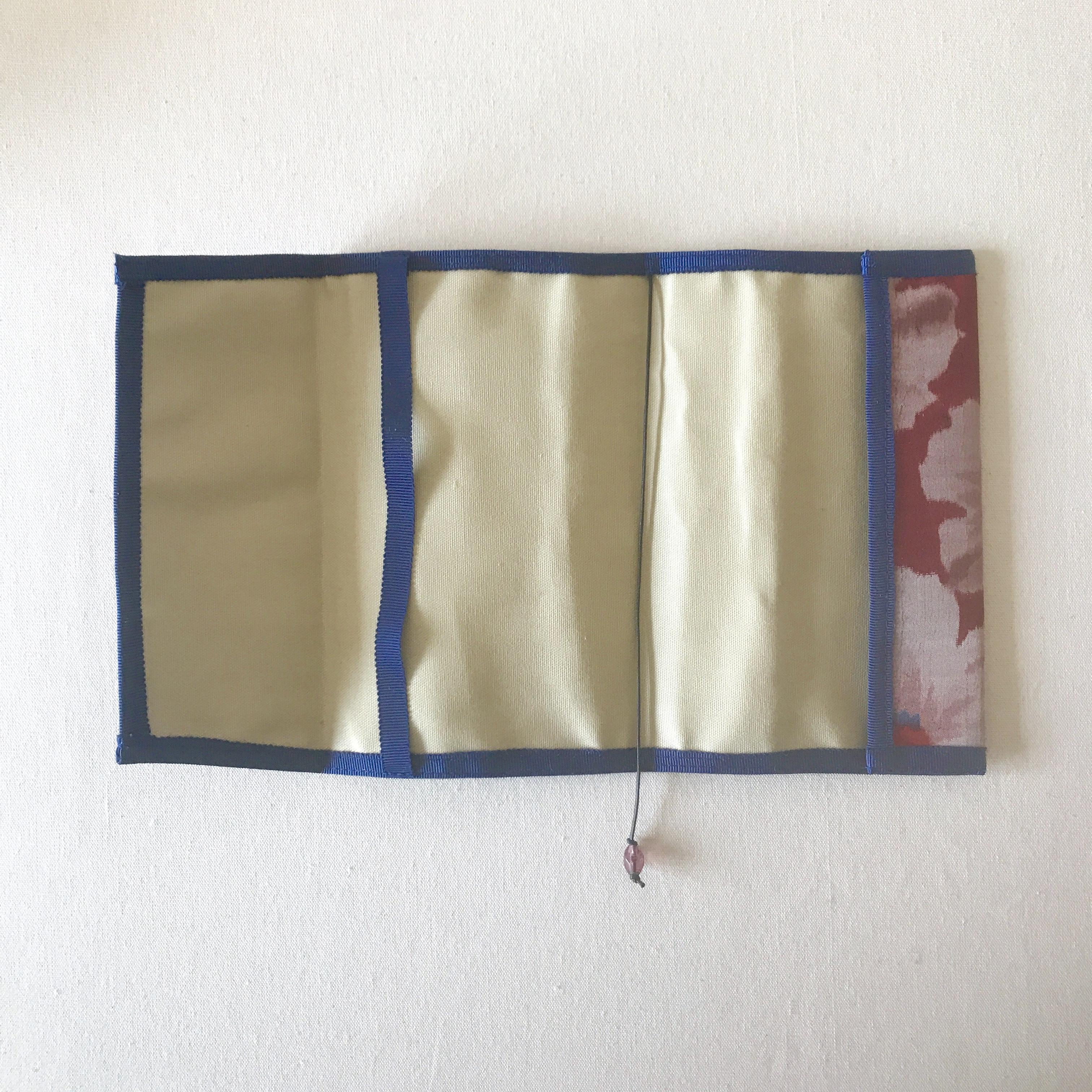 型紙 ブック カバー