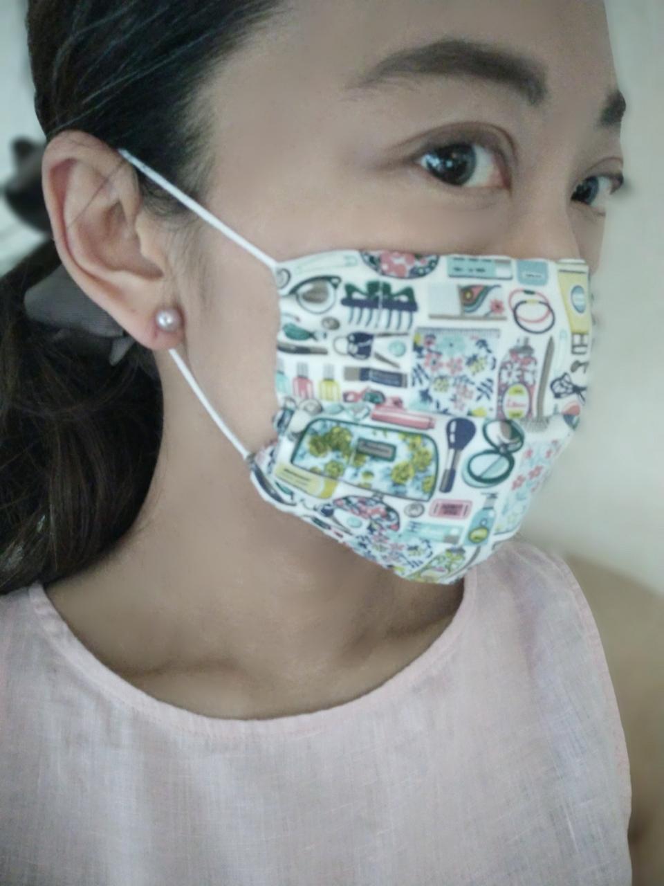 製 夏 用 マスク 日本