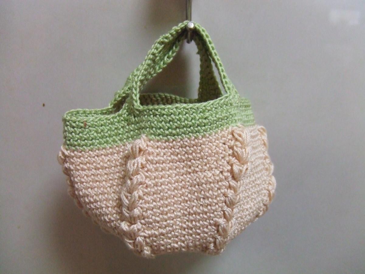 入れ 小物 かぎ針 編み