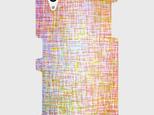 """油絵デッサン """"光のライン""""  xperia、Galaxy、iphone他多機種対応 スマホハードケースの画像"""
