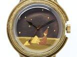 アート腕時計「ヤマツクリ」画家 宗像裕作 × A STORY TOKYOの画像