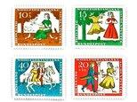 ドイツ童話切手(シンデレラ)Germany DA-STE057の画像