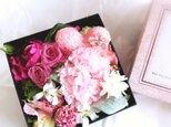 Box Flower ナチュラルピンクの画像