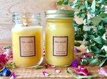 100%natural蜜蝋キャンドル Bee Candleの画像