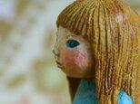 陶人形/うさちゃんと一緒の画像