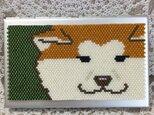 カードケース(秋田犬⑦)の画像