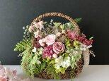 Flower basket II「受注制作」の画像