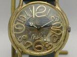 """JUMBO Brass(真鍮) Sun&Moon """"J.B.2-S&M"""" [JUM31B-S&M 数字/NV]の画像"""
