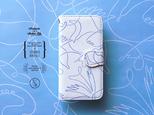 手帳型|コラボスマホケース|Bluebirdの画像