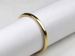 Struck Ring / K18YGの画像