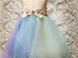 プリンセスチュールスカートの画像