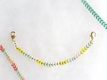羽織紐*yellow mixの画像