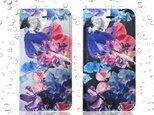 ★手帳型ケース★擬態ベタ iPhone11Pro〜選択可能 iPhoneケースの画像