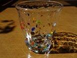 水中曲芸 ロックグラスの画像