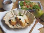 粉福(こふく)六角ロココ皿の画像