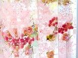 PINK rose 〜ハーバリウム〜ラグジュアリーの画像