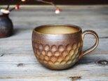 備前 コーヒーカップ(丸) c4-045の画像