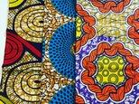 アフリカ 布 福袋(1ヤード×3点セット)の画像