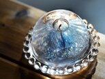 細氷Candle | キャンドルソーサー付きの画像