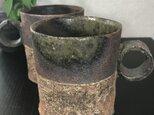 焼締カップ(mug)の画像
