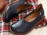 これしか履けなくなる…快適コンフォートシューズ(GARDN) 靴 日本製 国産素材【受注生産:納期30日】の画像