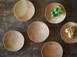 豆皿(お月さま)の画像