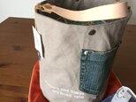 army duc bucket bag  glayの画像