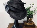 J様オーダー 夏帽子の画像