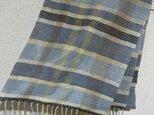 手織りストール A5の画像