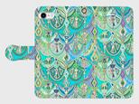 アールデコ(ロイヤルアーチ) iphone 5/5s/6/6s/SE/7/8/X 専用 手帳型ケースの画像