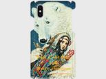 童話絵本 (太陽の東 月の西)  iphone5/5c/5s/6/6s/7/8/X 等 専用 ハードケースの画像