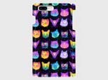 猫宇宙 ーspace catー  iphone 6plus/7plus/8plus 専用ハードケースの画像