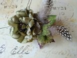 green rose corsage Ⅰの画像