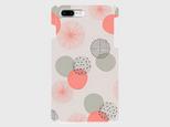 北欧デザイン 「春のヒカリ」 iphone 6plus/7plus/8plus 専用ハードケースの画像