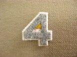 n様ご予約品「4」のブローチの画像
