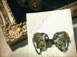 耳飾り(イヤリング):clockworkの画像