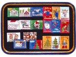 オランダクリスマス古切手(19枚set)Holland   DA-STE123の画像
