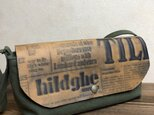 army duc mini shoulder bag  khakiの画像