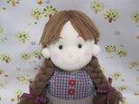 小さい着せ替え人形<A>の画像
