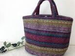 たっぷり入る❤︎ゴブラン織りトートbagの画像