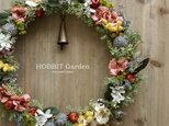 Hobbit Garden Wreath  32~33cmの画像