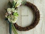 Wreath~Calla Bouquet~    31~34cmの画像