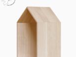 桐のブックハウスS / ブックエンドの画像