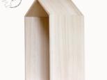 桐のブックハウスM / ブックエンドの画像