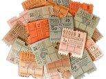 英国Vintageバスチケット24枚セット【England】DA-CO085の画像