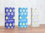 iphone12 ケース 手帳型 瀬戸内レモン 2 スマホケースの画像
